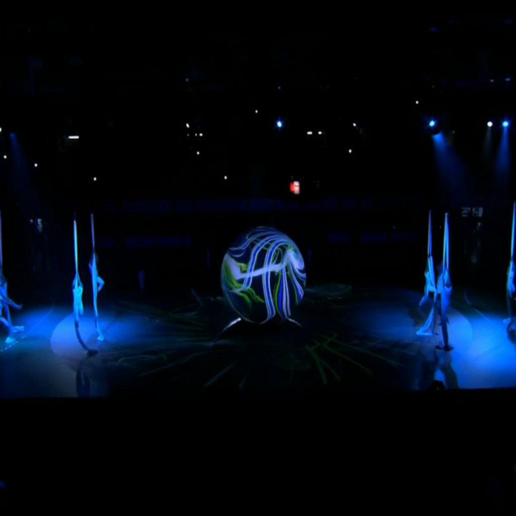 IHF Super Globe Ceremony (Videomapping Show)